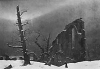 Winter, 1808, friedrich