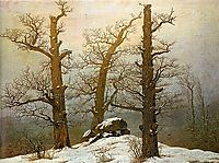 Winter Light, friedrich