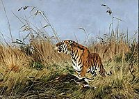 The Tiger, 1890, friese