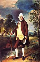 Benjamin Truman, c.1774, gainsborough