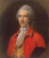 Count Rumford, gainsborough
