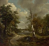 Drinkstone Park (Cornard Woodland), c.1747, gainsborough