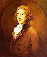 The Earl of Darnley, 1785, gainsborough