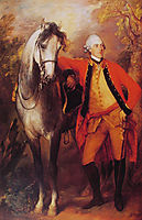 Edward, 2nd Viscount Ligonier, 1770, gainsborough