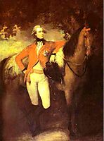 George, Prince of Wales, Later George IV, 1782, gainsborough