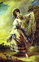 Giovanna Baccelli, 1782, gainsborough