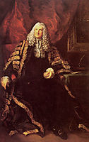 The Honourable Charles Wolfran Cornwal, 1786, gainsborough