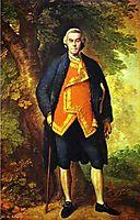John, 1st Viscount Kilmorey, c.1768, gainsborough