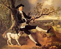 John Plampin, c.1755, gainsborough