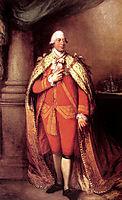King George III, 1781, gainsborough