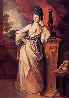 Lady Ligonier, 1770, gainsborough