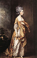 Mrs. Grace D. Elliott, 1778, gainsborough