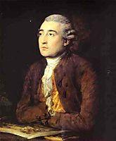 Philip James de Loutherbourg, 1778, gainsborough
