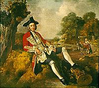 Portrait of a Gentleman, c.1750, gainsborough