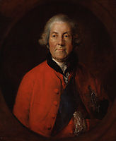 Portrait of John Russell, 4th Duke of Bedford, gainsborough