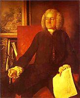 Robert Price, c.1760, gainsborough