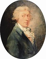 Self Portrait, 1787, gainsborough