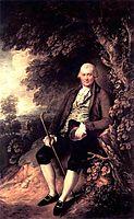 Squire John Wilkinson, c.1776, gainsborough