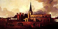 St. Mary-s Church Hadleigh, c.1750, gainsborough