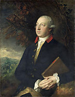 Thomas Pennant, 1776, gainsborough