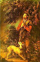 The Woodsman, 1788, gainsborough