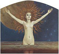 Ad Astra, 1907, gallenkallela