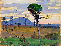 Mt. Donia Sabuk , 1909, gallenkallela