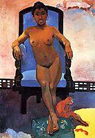 Annah the Javanese, 1893, gauguin