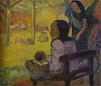 Baby (Nativity of Tahitian Christ), 1896, gauguin