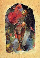 Bouquet of flowers, gauguin