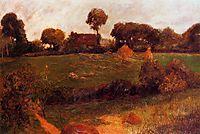 Farm in Brittany, 1886, gauguin