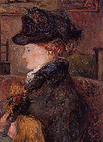 Ingeborg Thaulow, 1883, gauguin