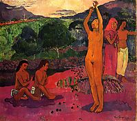 The Invocation, 1903, gauguin