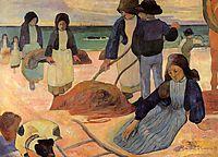 The Kelp Gatherers , 1889, gauguin
