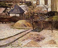 Landscape near Osny, c.1884, gauguin