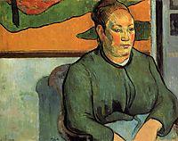 Madame Roulin, 1888, gauguin