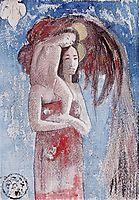 Orana Maria (Hail Maria), 1894, gauguin