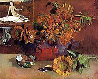 Still Life with l-Esperance, 1901, gauguin