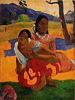 When are you Getting Married?, gauguin