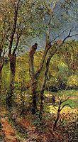 Willows , 1885, gauguin