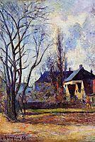 Winter-s end, gauguin