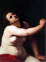 Cleopatra, gentileschi