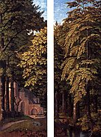 Forest Scene, 1505, gerarddavid