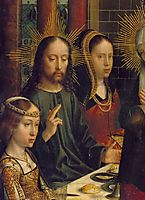 The Marriage at Cana (detail), c.1503, gerarddavid