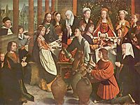 The Marriage at Cana, c.1503, gerarddavid