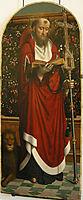 Polyptych of Cervara: St. Jerome, 1506, gerarddavid