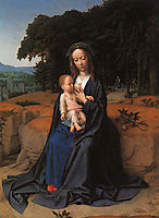 The Rest on the Flight into Egypt, gerarddavid