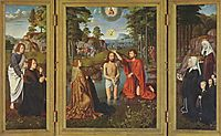 Triptych of Jan Des Trompes, 1505, gerarddavid