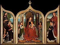 The Triptych of the Sedano Family, c.1498, gerarddavid