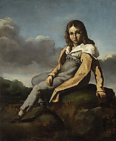 Alfred Dedreux as a Child, gericault
